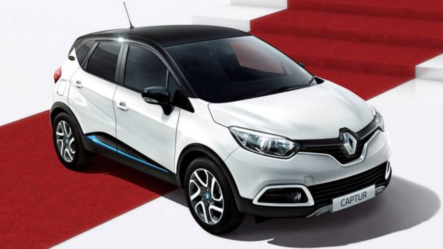 Renault Captur Cannes