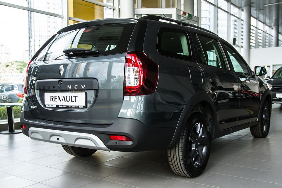 Renault Logan MCV Stepway Cross