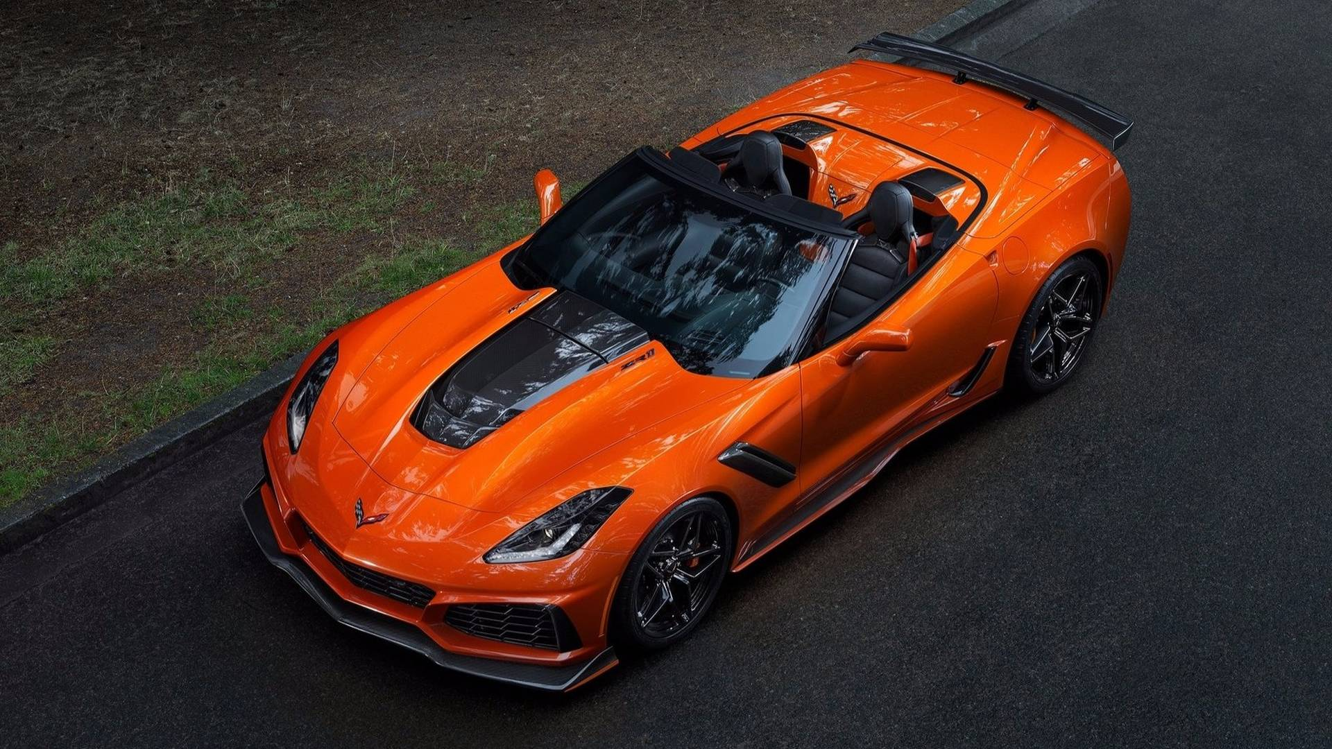 Лос-Анджелес 2017: Chevrolet Corvette ZR1 вернется на американский рынок