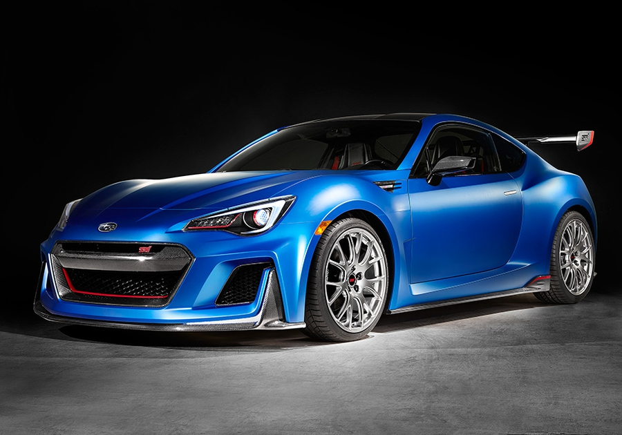 BRZ STI Performance Subaru