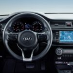 New KIA Rio_INT_central console