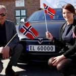 В Норвегии электромобили заняли рекордную долю рынка