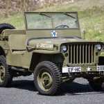 Jeep Wrangler станет современным «Виллисом» для армии США