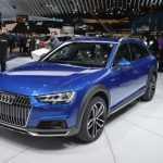 Audi назвала в Детройте стоимость европейского A4 Allroad
