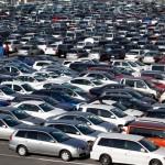 Декабрь оказался лучшим месяцем по продажам пригнанных б/у автомобилей