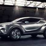 Toyota выставит кроссовер на «24 часах Нюрбургринга»