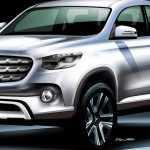 Z-Class или X-Class – в Mercedes-Benz выбирают имя для пикапа