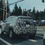 Замена Jeep Compass / Patriot замечена в США