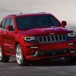 Jeep Grand Cherokee SRT Hellcat выйдет в конце 2017 года