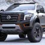 Nissan Titan Warrior Concept готов к апокалипсису