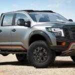 Концепт Nissan Titan Warrior может пойти в производство