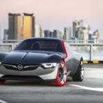 Opel GT Concept оказался компактным спорткаром
