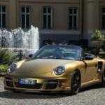 Wimmer провел Porsche 911 Turbo в клуб 800-сильных