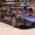 Родстер Avatar получил двигатели Ford и коробку передач Porsche