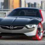Opel показал футуристичный GT Concept