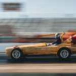 В Канаде построили самый быстрый в мире деревянный автомобиль