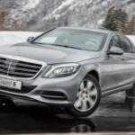 Mercedes-Maybach S 600 Guard: Тест драйв
