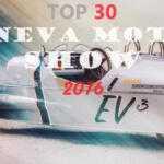 Все самые важные новинки Женевского автосалона 2016 года