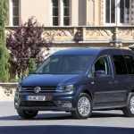 Volkswagen Caddy получил газовую установку и «робот» DSG