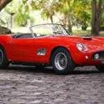 Ferrari 250 GT SWB California Spider может быть продана за $17 миллионов