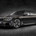 Представлена 600-сильная BMW M760i xDrive 2017
