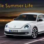 Volkswagen представляє Beetle Summer Life в спеціальній версії
