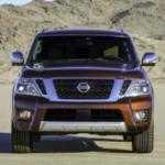Nissan Armada 2017 получил 390 «лошадей»