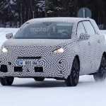 Peugeot 6008 2017 замечен впервые