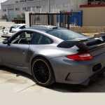 Тюнер сделал из Porsche 997 хищника