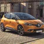 Ранняя утечка Renault Scenic