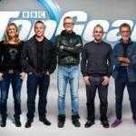 Назван полный список ведущих обновлённого Top Gear