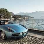 «Летающая тарелка» на базе Alfa Romeo лишилась крыши