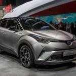 В Женеве показали долгожданную новинку — Toyota C-HR