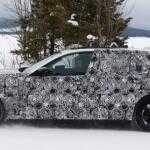 Обнародованы новые шпионские фотографии 2017 BMW 5 Series Touring