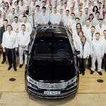 VW выпустил последний экземпляр модели Phaeton