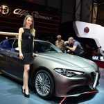 Alfa Romeo рассказала обо всех седанах Giulia