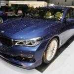 #Женева2016 | ALPINA B7 Bi-Turbo