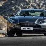 Aston Martin DB11 прибыл в Женеву с великолепным дизайном и 600 л.с.