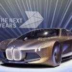 Концепт BMW Vision Next 100 в честь 100-летия компании