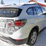 BMW X1 Plug-in Hybrid заметили во время тестов