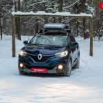 Тест-драйв Renault Kadjar: Гол в ворота Кашкая.