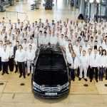 Volkswagen прекратил выпуск седана Phaeton