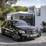 Представлен Mercedes-AMG E43 4MATIC с битурбо V6