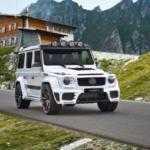 Mansory бьет на роскошь с тремя новыми тюнинг-комплектами Mercedes