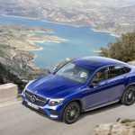 Официально представлен Mercedes GLC Coupe