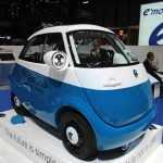 Швейцарцы воссоздали микрокар BMW Isetta