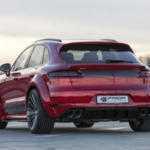 Porsche Macan получит тюнинг кузова от Prior Design