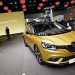 Renault Scenic получил 20-дюймовые колёса в «базе»