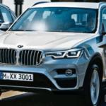 2018 BMW X3: Первые фотографии рядом с конкурентом Porsche