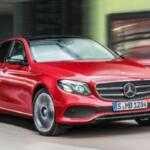 2016 Mercedes-Benz E 220 d: Обзор